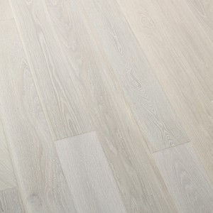 Инженерная доска Fine Art  Floors Дуб Amber Vanilla Браш 600-1900 х 125 х 19 мм, лак