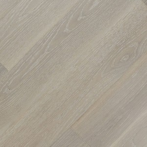 Паркетная доска Fine Art Floors Дуб Amber Vanilla браш лак 1-полосная 600-1900 х 150 х 15 мм gloss 10%
