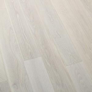 Паркетная доска Fine Art Floors Дуб Amber Vanilla браш лак 600-1900 х 190  х 15 мм gloss 10%