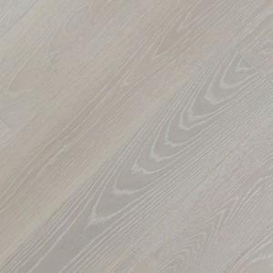Паркетная доска Fine Art Floors Дуб Baltic White браш лак 1-полосная 600-1900 х 150 х 15 мм gloss 10%