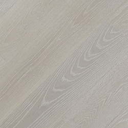 Паркетная доска Fine Art Floors Дуб Baltic White браш лак 600-1900 х 190 х 15 мм gloss 10%