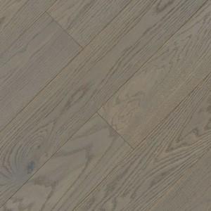 Паркетная доска Fine Art Floors Дуб Cashemere Grey браш лак 1-полосная 600-1900 х 150 х 15 мм gloss 10%