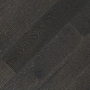 Паркетная доска Fine Art Floors Дуб Dark Forest браш лак 1-полосная 600-1900 х 150 х 15 мм gloss 10%