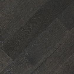 Паркетная доска Fine Art Floors Дуб Dark Forest браш лак 600-1900 х 135 х 15 мм gloss 10%