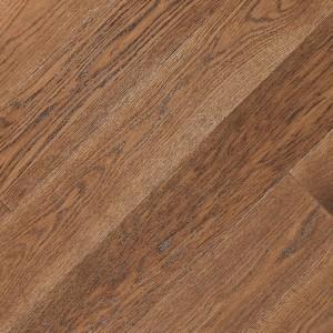 Паркетная доска Fine Art Floors Дуб Havana Brown браш лак 1-полосная 600-1900 х 150 х 15 мм gloss 30%