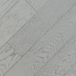 Паркетная доска Fine Art Floors Дуб Indus Grey браш лак 1-полосная 600-1900 х 150 х 15 мм gloss 10%