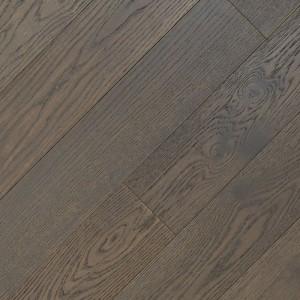 Паркетная доска Fine Art Floors Дуб Meteora Brown браш лак 1-полосная 600-1900 х 150 х 15 мм gloss 10%
