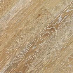 Инженерная доска Fine Art Floors Дуб Oxford White Браш 600-1900 х 125 х 19 мм, лак