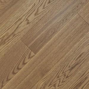 Паркетная доска Fine Art Floors Дуб Pale Bronze браш лак 1-полосная 600-1900 х 150 х 15 мм gloss 10%