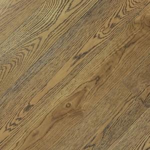 Паркетная доска Fine Art Floors Дуб Pale Emerald браш лак 1-полосная 600-1900 х 150 х 15 мм gloss 10%