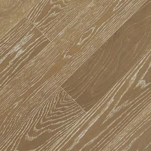 Паркетная доска Fine Art Floors Дуб Sand Stone браш лак 1-полосная 600-1900 х 150 х 15 мм gloss 10%