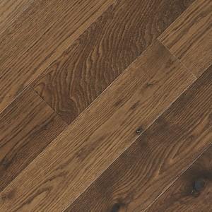 Паркетная доска Fine Art Floors Дуб Santorini Brown браш лак 1-полосная 600-1900 х 150 х 15 мм gloss 10%