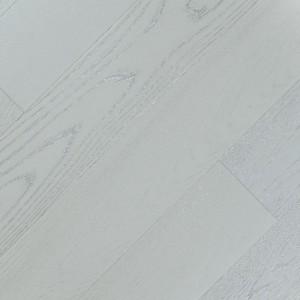 Паркетная доска Fine Art Floors Дуб Snow Queen браш лак 1-полосная 600-1900 х 150 х 15 мм gloss 10%