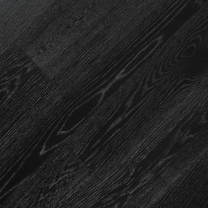 Паркетная доска Fine Art Floors Дуб Sparkly Sapphire браш лак 1-полосная 600-1900 х 150 х 15 мм gloss 10%