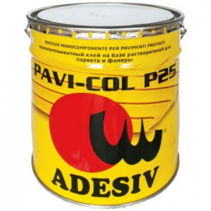 Клей Adesiv Pavicol P25 21 кг