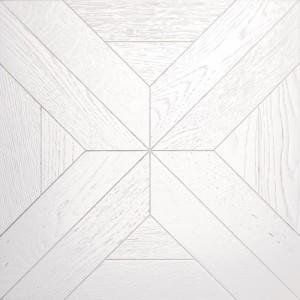 Модульный паркет Marco Ferutti Castello Дуб Арктик браш 450 х 450 х 15(3)