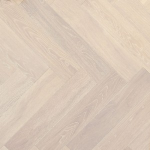 Модульный паркет Marco Ferutti Hermitage Дуб Арктик лак 610 x 122 x 15 мм