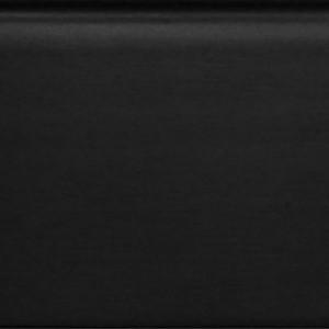 Плинтус La San Marco Profili Черный 2500 x 60 x 22 мм