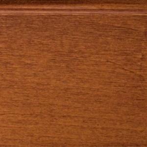 Плинтус Lewis & Mark Клён Американский Темный 1800-2200 x 80 x 18 мм
