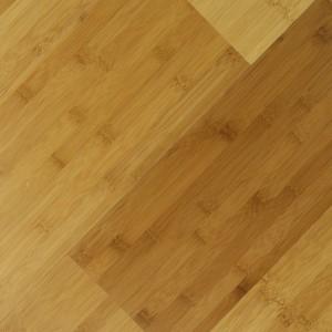 Паркетная доска Wood Bee Бамбук Кофе лак 1-полосная 1860 x 189 x 15 мм