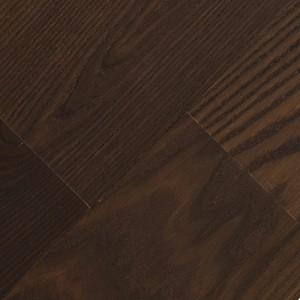 Паркетная доска Wood Bee Ясень Choco 1800 — 2200  х 182 х 14 мм