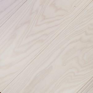 Паркетная доска Wood Bee Ясень Creame 1800 — 2200  х 182 х 14 мм