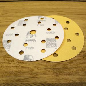 Абразивный шлифовальный круг 150мм Mirka GOLD