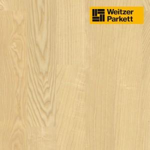 Двухслойный паркет Weitzer Parkett  WP 4100 Австрия Ясень select ProActive
