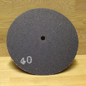 Двусторонний абразивный шлифовальный круг 400мм карбид кремния Sanders