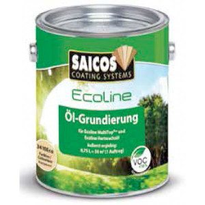 Масло с твердым воском Saicos Ecoline Hartwachsol