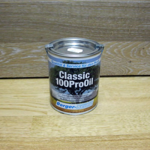 Масло с воском глубокого проникновения Berger Classic 100Pro Oil