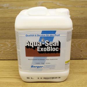 Однокомпонентный изолирующий грунтовочный лак на основе акрилатных полимеров Berger Aqua-Seal ExoBloc