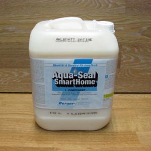 Однокомпонентный лак на водной основе Berger Aqua-Seal SmartHome