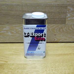 Однокомпонентный масляный лак на растворителе Berger LT-Export Extra