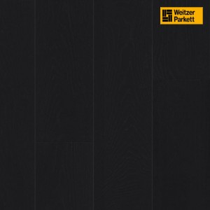 Однополосная паркетная доска Weitzer Parkett Quadra Австрия Дуб Черная Олива spektrum gefast с фаской ProActive