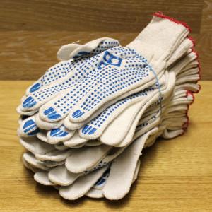 Трикотажные защитные перчатки Восток-Сервис