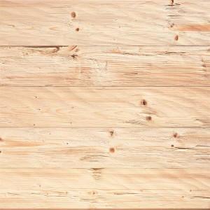 Террасная доска Mareiner Holz Kebony Radiata 125мм, торец для крепежа Senofix