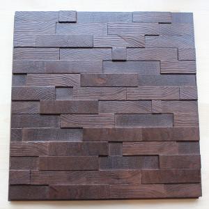Деревянные стеновые 3D панели ПС-05 Abilita parquet (Россия)