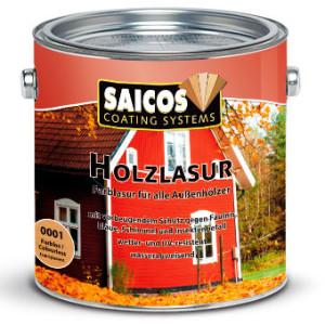Тонирующая лазурь Saicos Holzlasur