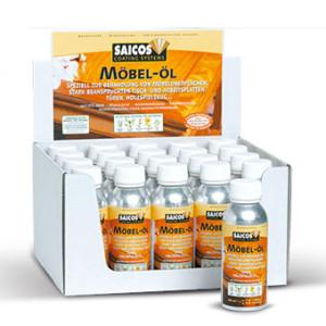 Бесцветное мебельное масло Saicos Mobel-Ol