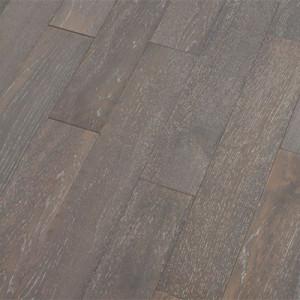 Массивная доска Magestik Floor — Дуб Грей Гас (браш)