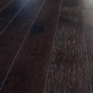 Массивная доска Magestik Floor — Дуб Кофе (браш)