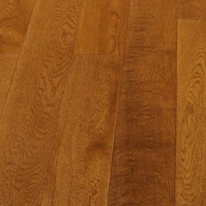 Массивная доска Magestik Floor — Дуб Коньяк (браш)