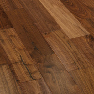Массивная доска Magestik Floor — Орех Американский Селект